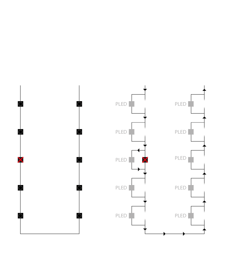 LED protect diagram